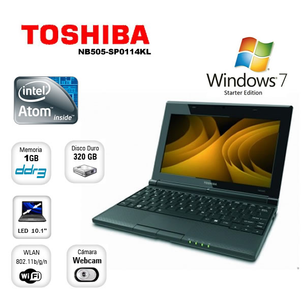 Free Download Drivers For Toshiba Nb505